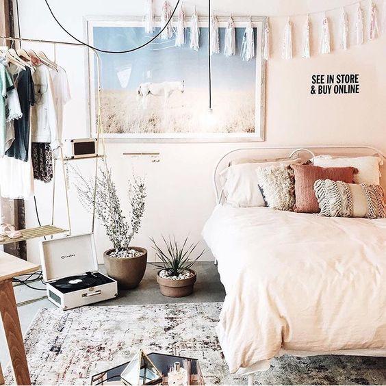 Teenager Boho Bedroom