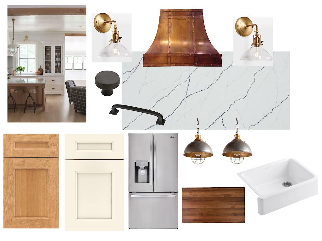 design board kitchen